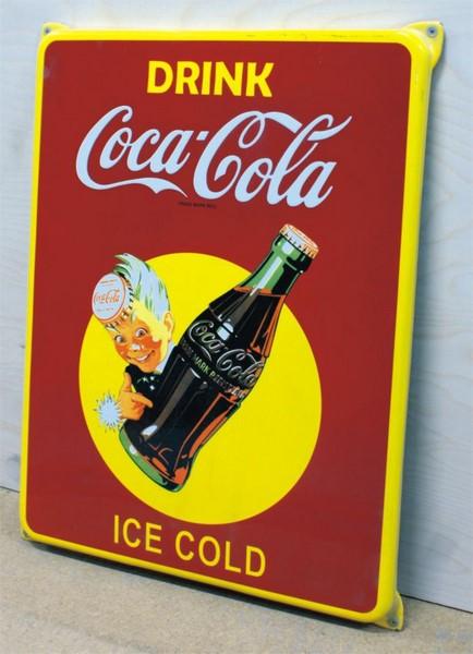 40 X 52 CM <br /> COCA COLA DRINK<br /> Z UCHAMI