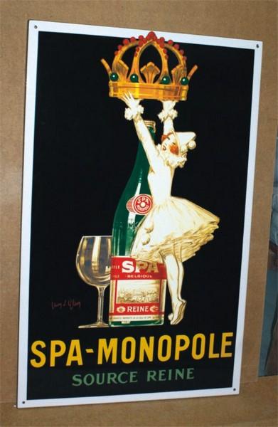 63 X 100 CM <br /> SPA-MONOPOLE