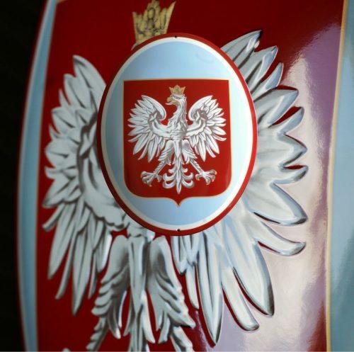 Godło Polski<br> 48 x 50 cm<br> 230 PLN