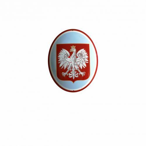 Godło Polski<br> 30 x 37,5 cm<br> 210 PLN