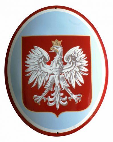 Godło Polski<br> 48 x 60 cm<br> 320 PLN